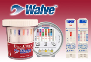 clia waived instant rapid drug testing devices-cups-agathos-labs