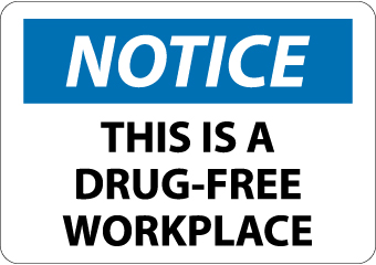 We promote a Drug Free Workplace